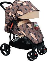 Детская прогулочная коляска Babyhit Racy (коричневый) -
