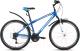 Велосипед Forward Sporting 1.0 2017 (17, синий) -