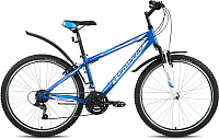 Велосипед Forward Sporting 1.0 2017 (19, синий) -
