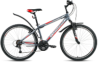 Велосипед Forward Sporting 1.0 2017 (19, серый матовый) -