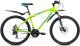 Велосипед Forward Apache 2.0 Disc 2016 (17, зеленый) -
