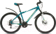 Велосипед Forward Hardi 2.0 Disc 2017 (17, бирюзовый матовый) -