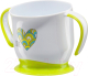 Кружка детская Happy Baby Baby Cup With Suction Base 15022 (лайм, на присоске) -