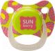 Пустышка Happy Baby Baby Pacifier 13010 (лайм) -