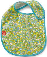 Нагрудник детский Happy Baby Waterproof Baby Bib 16009 (разноцветный) -