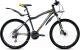 Велосипед Forward Hesper 3.0 Disc 2016 (17, черный матовый) -
