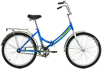 Велосипед Forward Valencia 1.0 2017 (16, синий) -