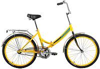Велосипед Forward Valencia 1.0 2017 (16, желтый) -