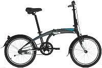 Велосипед Forward Omega 1.0 2017 (12, черный матовый) -