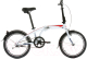 Велосипед Forward Omega 1.0 2017 (12, белый) -