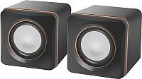Мультимедиа акустика Defender SPK 33 / 65633 (черный) -