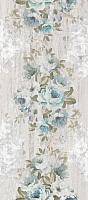 Декоративная плитка PiezaRosa Камелия Деко-2 134673 (450x200, серый) -