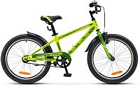 Детский велосипед Stels Pilot 200 Gent V020 20 2017 (11, желтый) -