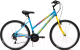 Велосипед Forward Altair MTB HT 26 1.0 Lady 2017 / RBKT77N6P005 (17, голубой) -