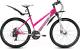 Велосипед Forward Jade 3.0 Disc 2016 (15, белый/розовый матовый) -