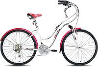 Велосипед Forward Evia 2.0 2016 (16, белый) -