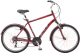 Велосипед Stels Navigator 170 Gent 26 2014 (21, темно-красный) -