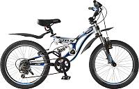 Велосипед Stels Pilot 270 20 2014 (13, бело-синий) -