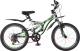 Велосипед Stels Pilot 270 20 2014 (13, бело-зеленый) -