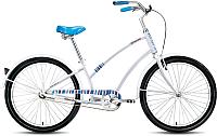 Велосипед Forward Surf Lady 1.0 2016 (15, белый) -