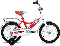Детский велосипед Forward Altair City Boy 2017 (14, белый/красный) -