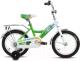 Детский велосипед Forward Altair City Boy 2017 (14, белый/зеленый) -