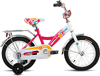 Детский велосипед Forward Altair City Girl 2017 (14, белый/фуксия) -