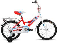 Детский велосипед Forward Altair City Boy 2017 (16, белый/красный) -