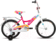 Детский велосипед Forward Altair City Girl 2017 (16, белый/фуксия) -