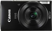 Компактный фотоаппарат Canon IXUS 180 (черный) -