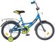 Детский велосипед Novatrack Urban 143URBAN.BL6 -