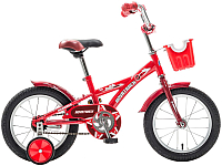 Детский велосипед Novatrack Delfi 144DELFI.RD5 -