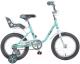 Детский велосипед Novatrack Maple 144MAPLE.GR7 -