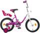 Детский велосипед Novatrack Maple 144MAPLE.PR7 -