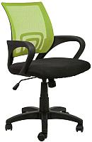 Кресло офисное Седия Ricci (зеленый/черный) -