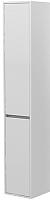 Шкаф-пенал для ванной Belux Лира ПН30 (белый, левый) -