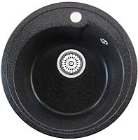 Мойка кухонная Berge BR-4500 (черный) -