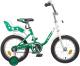 Детский велосипед Novatrack UL 144MAPLE.GN5 -