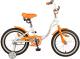 Детский велосипед Novatrack Angel 165AANGEL.WT7 -