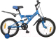 Детский велосипед Novatrack YT 16SS1V.SKYLINE.BL5 -