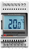 Терморегулятор для теплого пола Warmehaus ETN/4 -