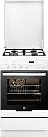 Кухонная плита Electrolux EKK954504W -