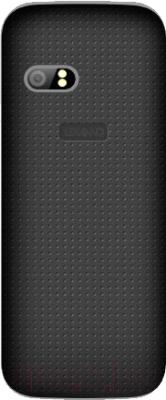 Мобильный телефон Lexand A3 Light (черный)