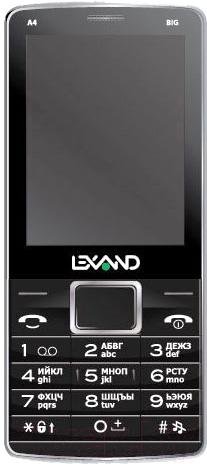 Мобильный телефон Lexand