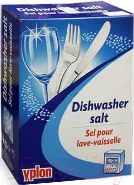Порошок для посудомоечных машин Yplon Соль (4кг)