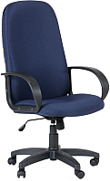 Кресло офисное Chairman 279 JP (черно-синий) -