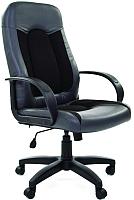 Кресло офисное Chairman 429 (черная вставка) -