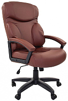 Кресло офисное Chairman 435 LT (коричневый) -