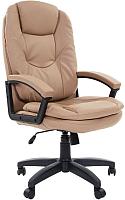 Кресло офисное Chairman 668 LT (бежевый) -