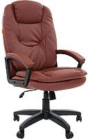 Кресло офисное Chairman 668 LT (коричневый) -